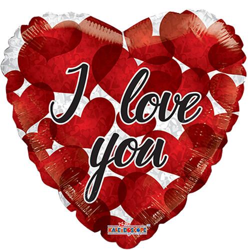 Many Red Hearts
