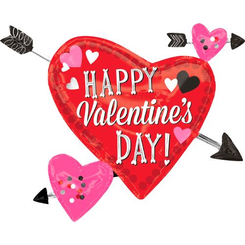 Valentijn three arrows